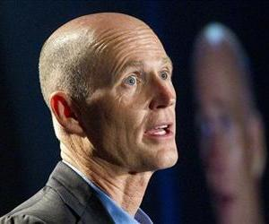 Rick Scott, one of ObamaCare's most ardent critics, changed his tune this week.