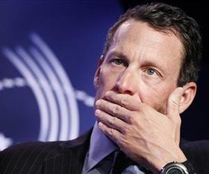 In this 2010 file photo, Lance Armstrong attends the Clinton Global Initiative in New York.