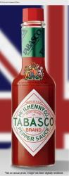 Tabasco's CEO Paul Paul McIlhenny died yesterday, the company said.