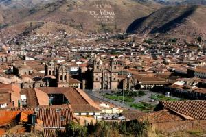 Cuzco, Peru, where the couple was reportedly last seen.