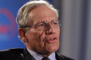This June 11, 2012 file photo shows former Washington Post reporter Bob Woodward.