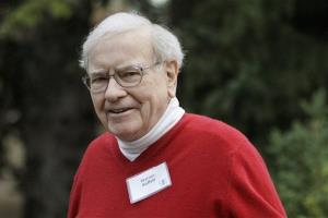 Warren Buffett, chairman and CEO of  Berkshire Hathaway, Inc.