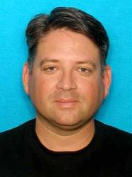 This undated image provided by the Whitefish, Mont., Police Department shows TV personality Gregory Rodriguez.