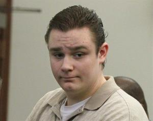 Beasley's accomplice Brogan Rafferty was sentenced Friday, Nov. 9, 2012 to life in prison with no chance for parole.