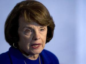 Sen. Dianne Feinstein, D-Calif., in a file photo.