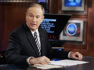 Fox News commentator Bill O'Reilly appears on the Fox News show, The O'Reilly Factor, on Jan. 18, 2007 in New York.