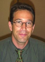 This photo made available by the Wall Street Journal shows South Asia bureau chief Daniel Pearl.
