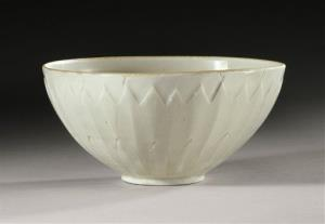 "This 1,000-year-old Chinese ""Ding"" bowl from the Northern Song Dynasty, purchased for no more than three dollars, was sold by Sotheby's for more than $2.22 million."