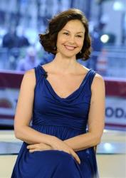 In this publicity image released by NBC, actress Ashley Judd appears on the Today show to talk about her new book All That Is Bitter And Sweet in New York, Tuesday, April 5, 2011.