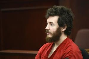 This March 12, 2013, file photo shows James Holmes in court.