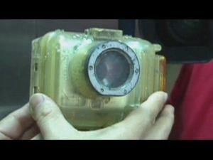 An underwater camera lost by a Georgia woman during a diving trip in Hawaii six years ago has been found washed ashore in Taiwan with the memory card still intact.