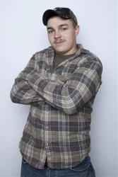 This Jan. 2, 2013 file photo shows Shain Gandee, from MTV's Buckwild reality series in New York.
