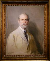 Charles Evans Hughes, the last bearded candidate to run for president of the United States of America.