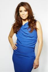 In this Thursday, March 7, 2013 photo, Eva Longoria poses for a portrait in New York.