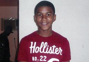 This undated family photo shows Trayvon Martin.