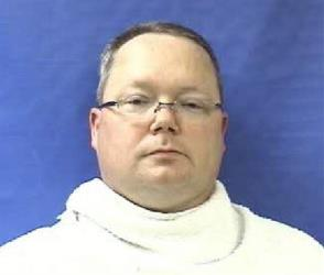 This photo provided by the Kaufman County Sheriff's Office shows Eric Williams, a former Texas justice of the peace accused of killing the men who prosecuted him for computer theft last year.
