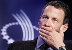 In this Sept. 22, 2010 file photo, Lance Armstrong, cyclist and Livestrong founder, attends the Clinton Global Initiative in New York.
