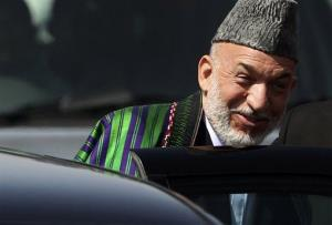 The CIA has given Karzai tens of millions of reasons to smile over the last decade or so.