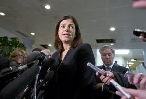 Sen. Kelly Ayotte, R-NH, in a file photo.