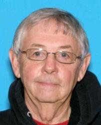 This undated photograph provided by the King County Sheriff's Office in Seattle show Earl Cossey, 71, of Woodinville.