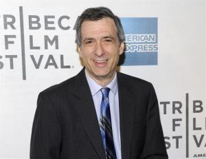 A 2012 file photo of Howard Kurtz.