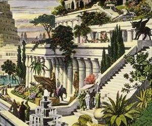 Hanging Garden of Babylon.