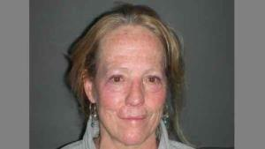 This mugshot from May 4, 2013 shows Erin James, 58