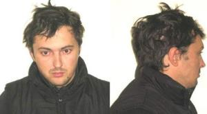 The prison released this picture of Oleg Topalov.