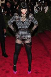 Madonna has it all figured out. Who needs pants? Or a skirt?