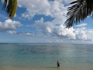 This Tuesday, June 22, 2010, file photo shows the Saint Paul beach in the Reunion  island, a French oversea territory in the Indian Ocean.