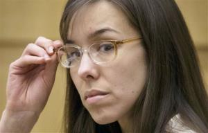 A May 1 file photo of Jodi Arias.