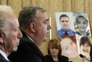 Boston Police Commissioner Ed Davis testifies before the House Homeland Security Committee.