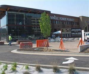 A soon-to-open Whole Foods is seen in this file photo.