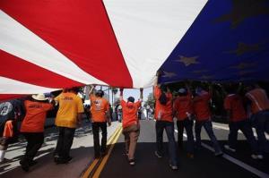 Patriotism: Something most of us can get behind.