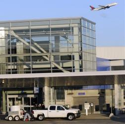 Detroit Metropolitan Airport.