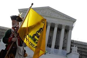 The IRS singled out groups with Tea Party or patriot in their names.