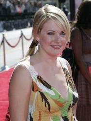 Melissa Joan Hart arrives at the premiere of Harry Potter and The Order of the Phoenix at Grauman's Chinese Theatre in Los Angeles, Sunday July 8, 2007.