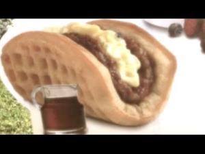 The Waffle Taco.