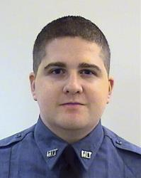 Massachusetts Institute of Technology Police Officer Sean Collier, 26, of Somerville, Mass., was shot to death Thursday, April 18, 2013 on the school campus in Cambridge, Mass.