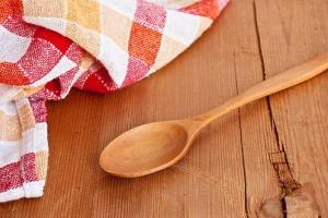 A foster mom will be sentenced to prison for spanking a kid with a spoon.