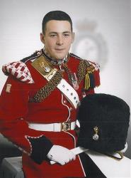 This undated image released by the British Ministry of Defence shows Lee Rigby.