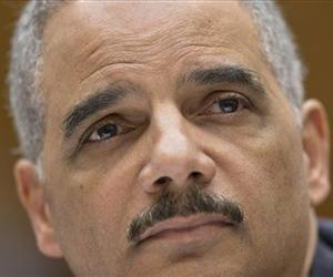 In this May 15, 2013 file photo, Attorney General Eric Holder, the nation's top law enforcement official, testifies on Capitol Hill.