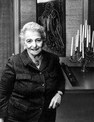 Pearl Buck is seen at the Pearl S. Buck Foundation headquarters in Perkasie, Pa., on Dec. 28, 1971.