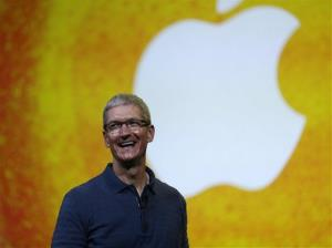 Apple hasn't lost its cool, Tim Cook insists.