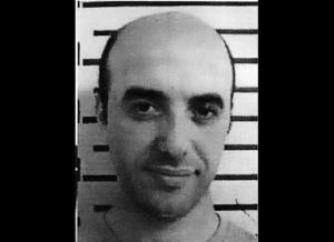 This undated police photo shows French bandit Redoine Faid.