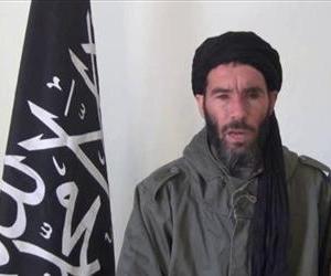 Terrorist leader Moktar Belmoktar.