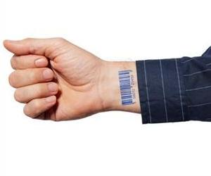 Who needs a password you can forget when you can permanently inscribe one on your body?
