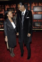 Not all VIP marriages are doomed to fail. The Huffington Post rounds up nine celebrities who are still with their high school sweethearts: Snoop Dogg and Shante Taylor married in 1997, and though Snoop filed for divorce in 2004, they got back together and even renewed their vows in 2008.