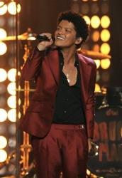 Bruno Mars performs at the Billboard Music Awards on Sunday, May 19, 2013 in Las Vegas.