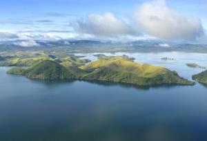 Papau New Guinea.